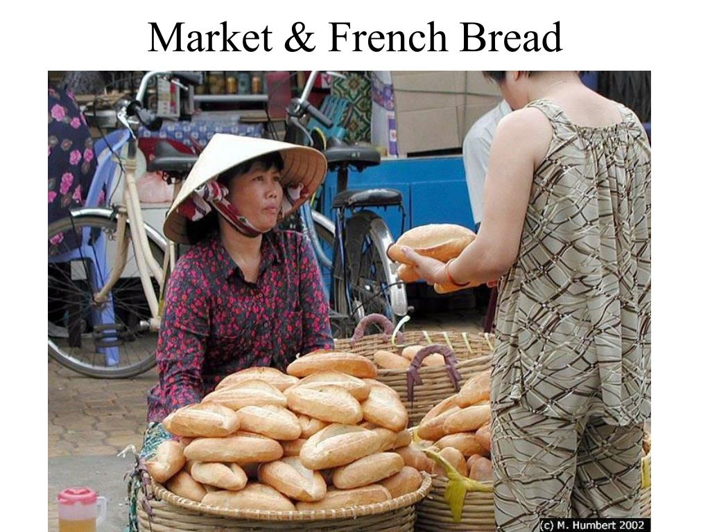 Market & French Bread