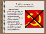antikommunist http no wikipedia org wiki antikommunisme
