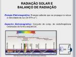 radia o solar e balan o de radia o1