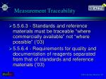 measurement traceability1