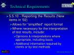 technical requirements3
