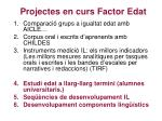projectes en curs factor edat