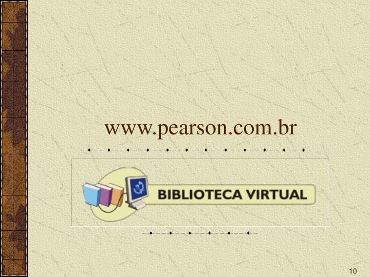 www.pearson.com.br