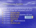 les m moires flash1