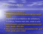 r f rences biblio