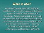 what is aac1