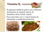 vitamina b 1 tiamina