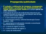 propaganda publicidade