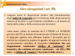 altre abrogazioni art 392