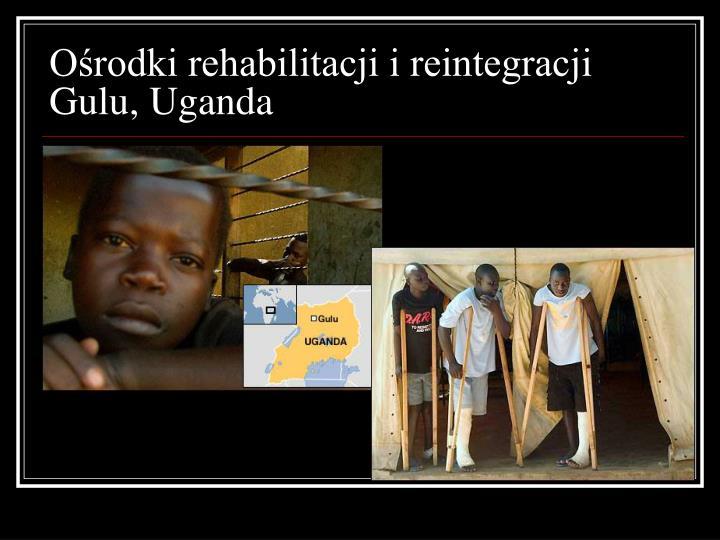 Ośrodki rehabilitacji i reintegracji