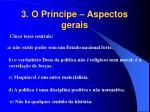 3 o pr ncipe aspectos gerais1
