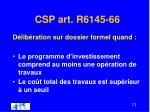 csp art r6145 66