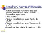prote na c activada prowess