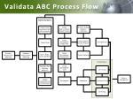 validata abc process flow