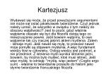 kartezjusz