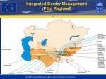 integrated border management pilot regions