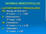 normas ministeriales1