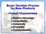 buyer decision process for new products5