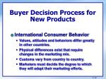 buyer decision process for new products6