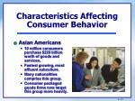 characteristics affecting consumer behavior3