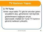 tv kart n n yap s1