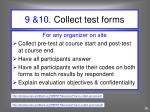 9 10 collect test forms