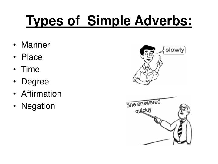 Ppt Adverb Rules Powerpoint Presentation Id933963