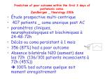 prediction of poor outcome within the first 3 days of postanoxic coma zandbergen neurology 2006