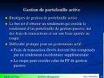 gestion de portefeuille active1