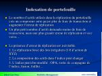 indexation de portefeuille