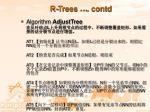r trees contd3