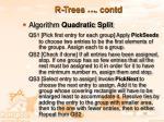 r trees contd4