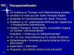 therapiemethoden