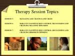 therapy session topics1