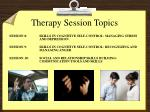 therapy session topics2