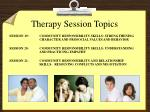therapy session topics5
