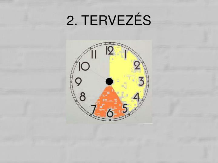 2. TERVEZÉS