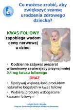 co mo esz zrobi aby zwi kszy szans urodzenia zdrowego dziecka