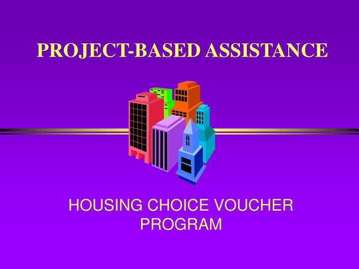 housing choice voucher program n.