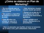 c mo se elabora un plan de marketing1