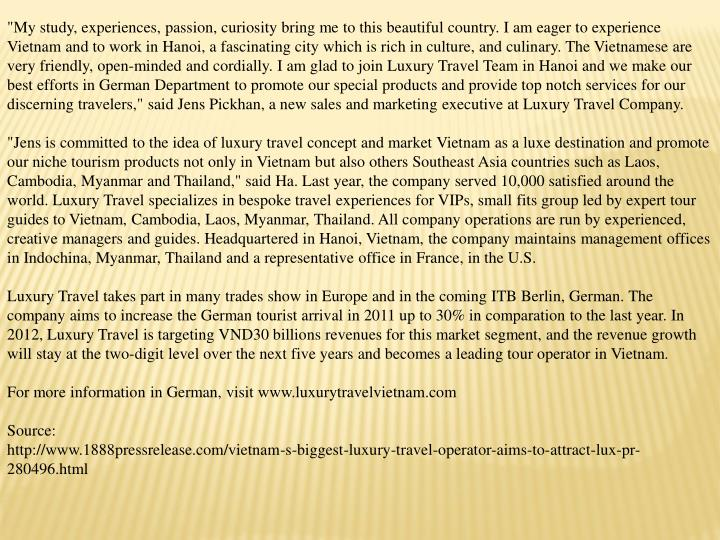 """""""My study, experiences, passion, curiosity bring me to this beautiful country. I am eager to experie..."""