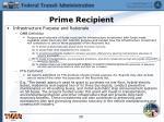 prime recipient16