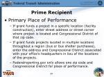 prime recipient17