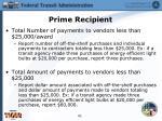 prime recipient19