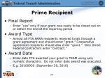 prime recipient4