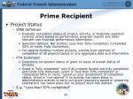 prime recipient7