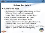 prime recipient9