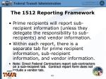 the 1512 reporting framework2