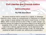 civil liberties and criminal justice1