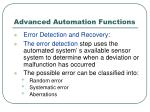 advanced automation functions3